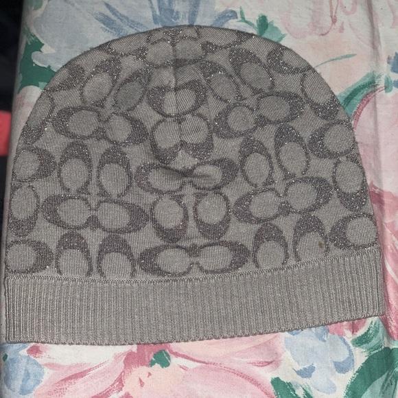 Coach Accessories - Coach Winter Hat